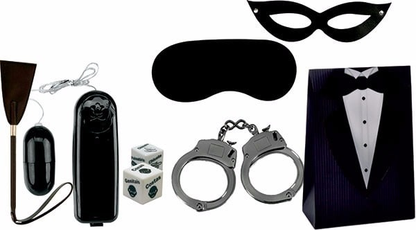 Kit BDSM de Sex Shop
